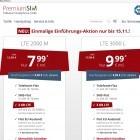 Premiumsim: Allnet-Flat mit LTE für 7,99 Euro