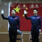 Tiangong-2: Erste Taikonauten fliegen zu Chinas neuer Raumstation