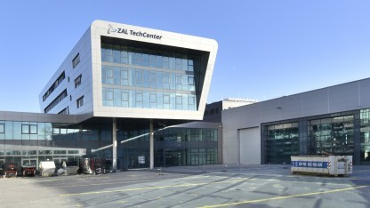 Das Techcenter des ZAL in Hamburg
