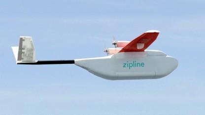 Zipline-Drohne