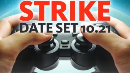 Streikaufruf der Gewerkschaft Sag-Aftra