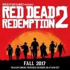 Rockstar Games: Red Dead Redemption 2 für Ende 2017 angekündigt