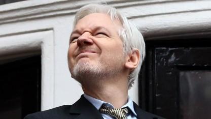 Julian Assange hat derzeit keinen Internetzugang.