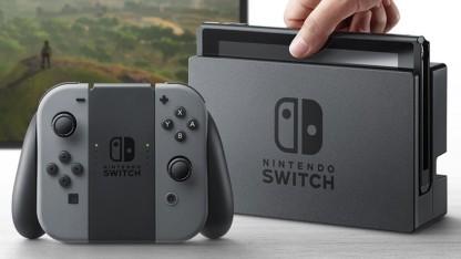 Nintendo Switch ist für Unterwegs und für Zuhause gedacht.