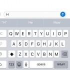 Eingabefunktion: Versteckte Ein-Hand-Tastatur in iOS entdeckt