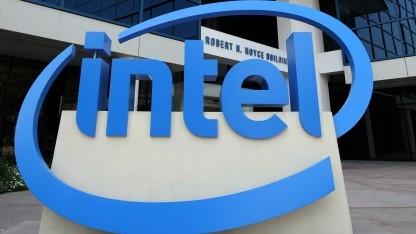 Intel-Hauptquartier in Santa Clara/Kalifornien