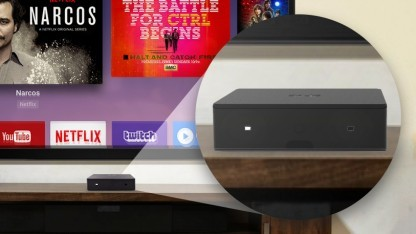 Jides neue TV-Box Remix IO