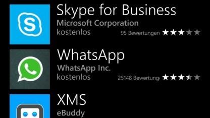 Skype für Business ist noch da, Skype selbst nicht mehr.