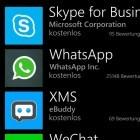 Microsoft: Skype unter Windows Phone 8.1 nicht mehr im Store zu finden