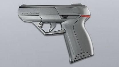 Die iP1 Smartgun war ein wirtschaftlicher Misserfolg.