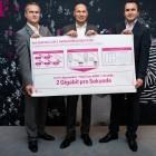 Huawei: T-Mobile erreicht 2 GBit/s mit LTE in Europa