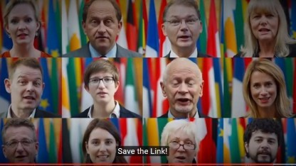Zahlreiche EU-Abgeordnete lehnen ein Leistungsschutzrecht für Presseverleger ab.