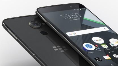 Das neue DTEK60 von Blackberry