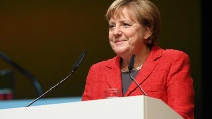 Angela Merkel warnt vor der Macht der Algorithmen.