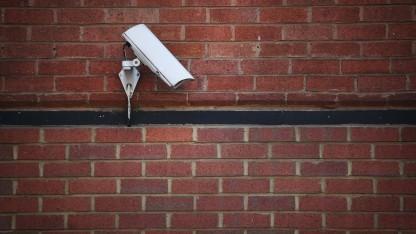 Schon jetzt gibt es Tausende von Überwachungskameras im öffentlichen Raum.