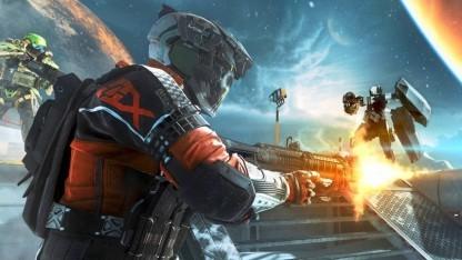 Infinite Warfare spielt zum Teil im All.