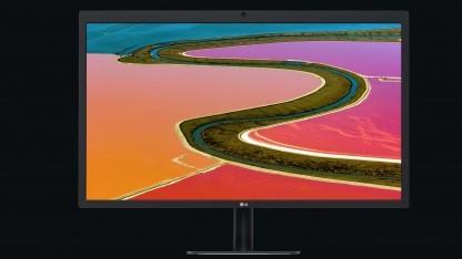 Display: LG Ultrafine 5K macht in der Nähe von Routern Probleme