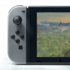 Hybridkonsole: Nintendos Switch hat ein 720p-Touch-Display