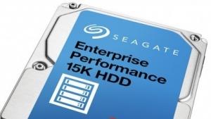 Seagate steigert die Kapazität seiner 15K-Festplatten.