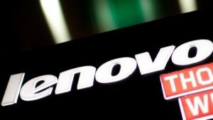 Ein Lenovo-Smartphone mit Windows 10 Mobile ist nicht in Arbeit.