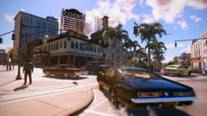 Mit dem Auto geht es in Mafia 3 durch New Bordeaux