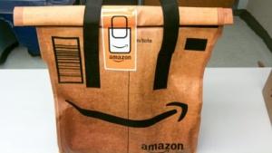 Amazon-Einkaufstasche