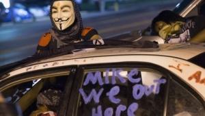Die Proteste in Ferguson ließen sich ebenfalls mit Hilfe von Geofeedia überwachen.