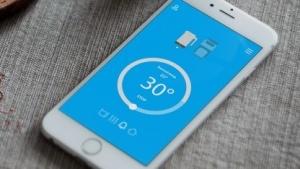 Der smarte Wasserkocher lässt sich per App fernsteuern - wenn er denn funktioniert.
