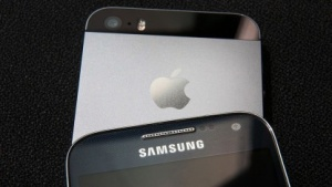 Apple und Samsung streiten seit Jahren um Patente.