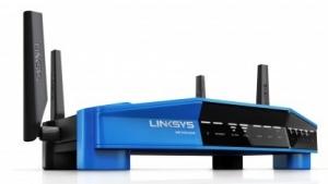 Linksys' WRT3200ACM nutzt 160-MHz-Kanäle.