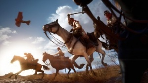 Artwork von Battlefield 1