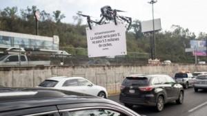 Uber-Werbedrohne: nur vermeintlich umweltfreundlich