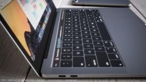 So könnte das neue MacBook Pro aussehen.