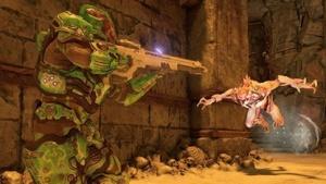Das vierte Update für Doom ist erhältlich.