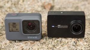 Die beiden Kameras können 4K-Videos aufnehmen - aber auch noch mehr.