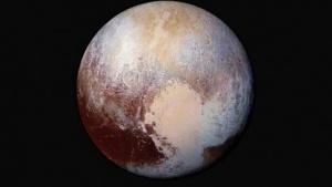 New Horizons machte erstmals Aufnahmen des Zwergplaneten Pluto.