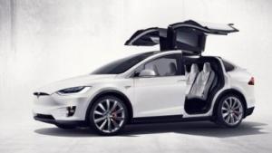 Tesla Model X: als unzuverlässige Marke eingestuft