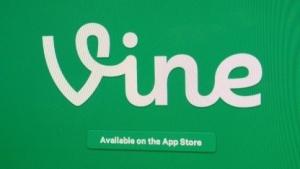 Das Logo von Vine