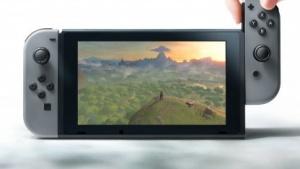 Die Switch von Nintendo soll ab 230 Euro kosten.