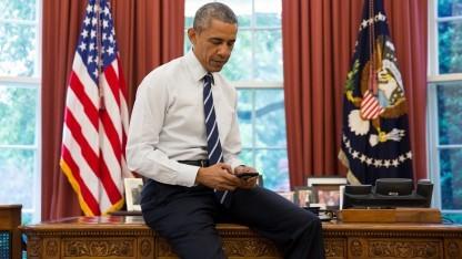 Barack Obama hat auf Twitter über elf Millionen Follower.