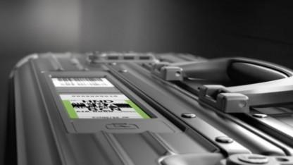 Rimowas virtueller Gepäck-Papieranhänger kann jetzt auch von Eva Air verarbeitet werden.