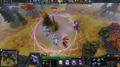 Dota 2 zeigt, wie sich Valve die Sache mit den Screenshots vorstellt.