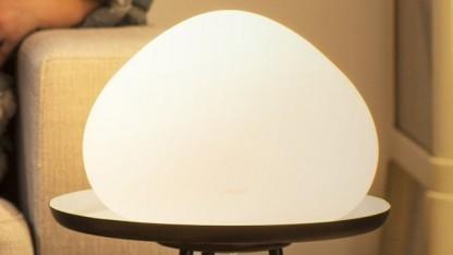 Zigbee-Lampen von Philips ließen sich fernsteuern.