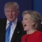 US-Präsidentschaftswahl: Trump hat Twitterverbot, Clinton kein Mailproblem mehr