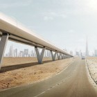 Transport: Hyperloop One plant Trasse in Dubai