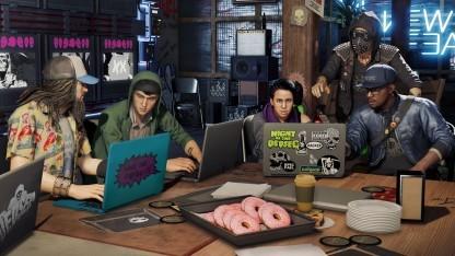 Szene aus dem kommenden Ubisoft-Actionspiel Watch Dogs 2