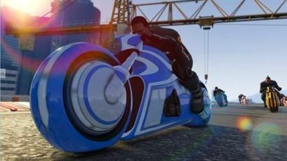 Die Erweiterung Deadline für GTA 5 erinnert deutlichst an Tron.