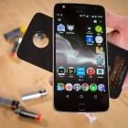 Moto Z Play mit Akkumodul im Praxistest: Akkuwunder hält eine Arbeitswoche durch
