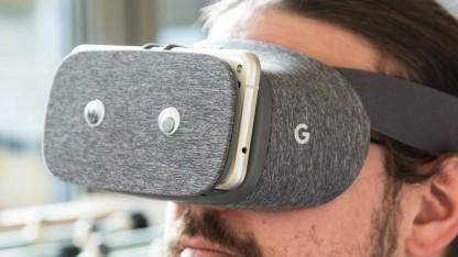 Bald kann im Daydream View auch ein Galaxy S8 von Samsung stecken.