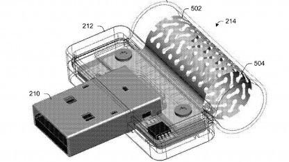patentantrag microsofts surface stylus per induktion. Black Bedroom Furniture Sets. Home Design Ideas